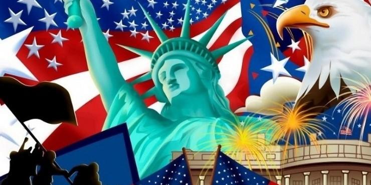 США, от океана до океана и обратно