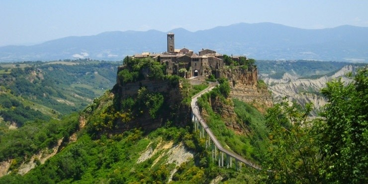 Итальянские маршруты. Регион Лацио