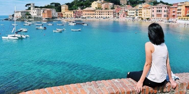 Я переехала в Геную