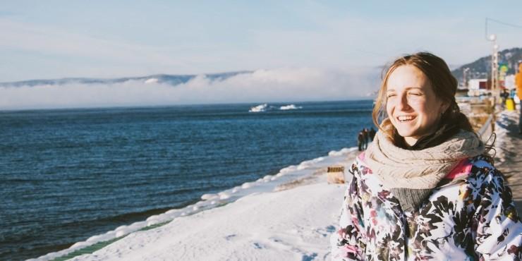 Как я уехала из Москвы в Сибирь