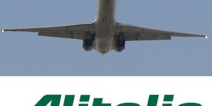 Скидка 1100 руб. от Alitalia на все билеты, только 3 часа