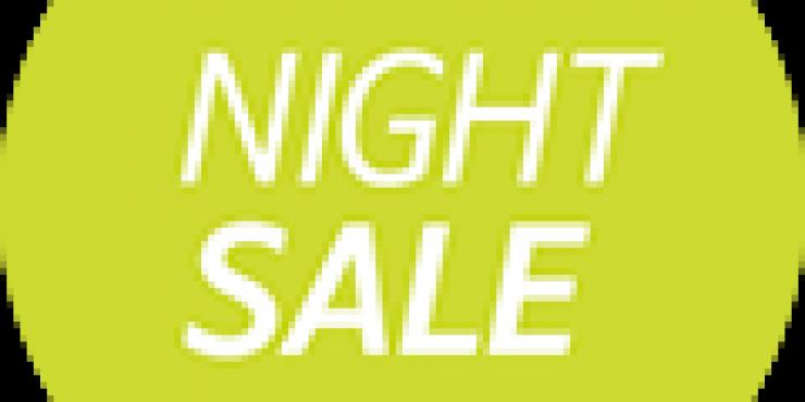 Ночная распродажа от AirBaltic