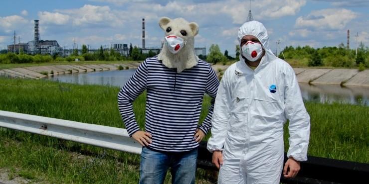 Экскурсия в Чернобыль и Припять