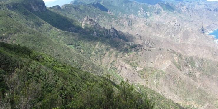 Трекинг по горному массиву Анага