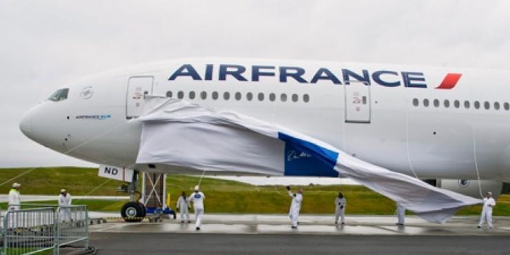 Air France-KLM в Шереметьево-E