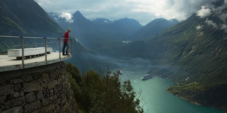 Экспедиция с Mishka.Travel в июле в Норвегию