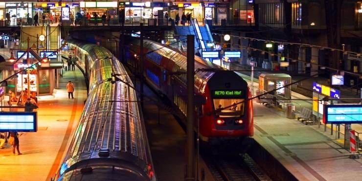 Единый европейский железнодорожный билет InterRail