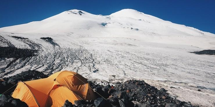 Хрустальный горизонт Эльбруса. Восхождение на Восточную с севера