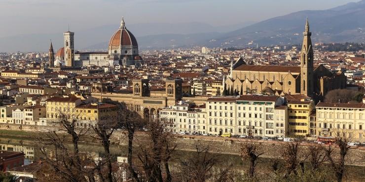 Самостоятельная поездка в Италию. Февраль 2017
