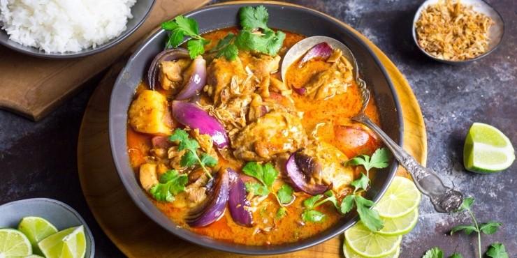 5 блюд, которые нужно попробовать в Таиланде