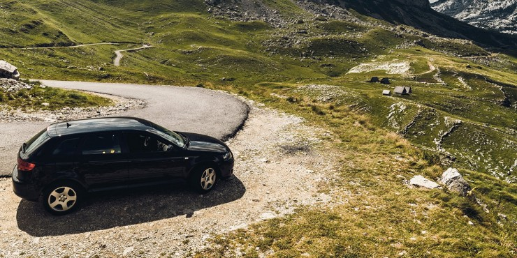 Выбираем авто для поездок по Черногории