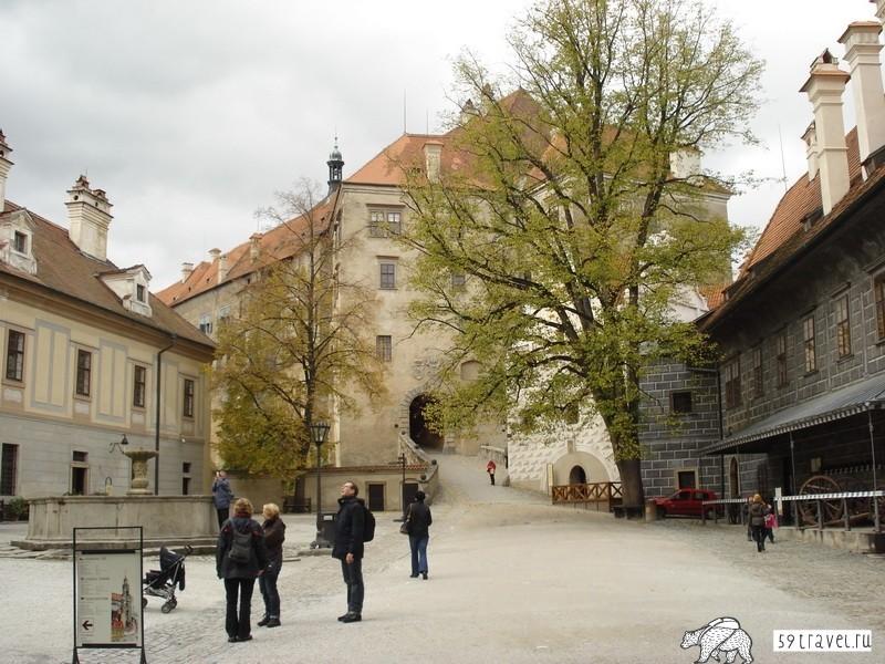 Галопом по Европе. Чехия. Крумлов.  Часть 3