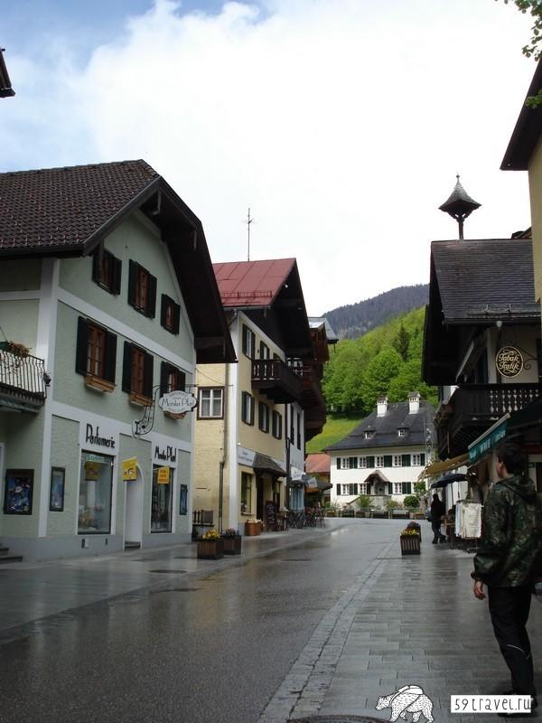 Галопом по Европе. Австрия. Санкт-Вольфганг. Часть 4