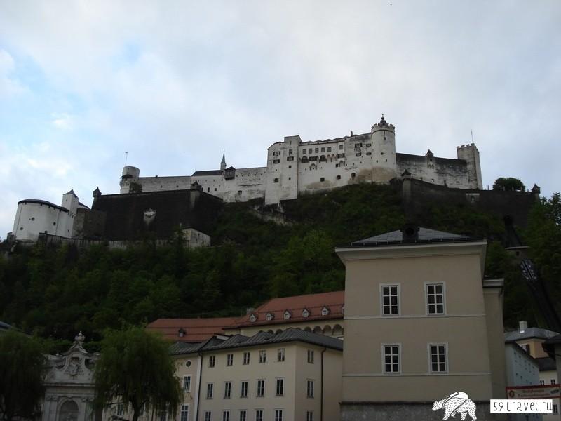 Галопом по Европе. Австрия. Зальцбург. Часть 5