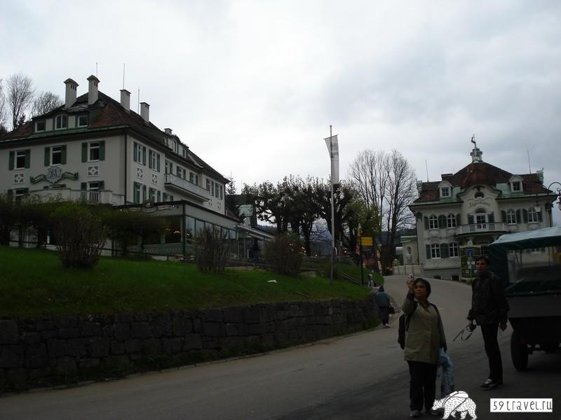 Галопом по Европе. Австрия, Германия. часть 6