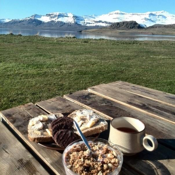 Что есть и пить в Исландии?