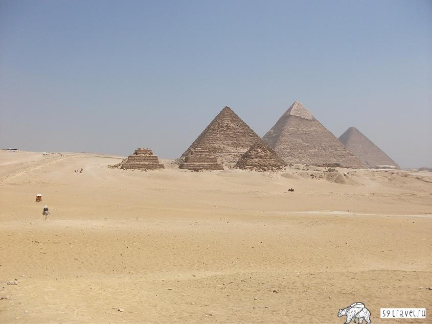Не банальный вояж по Египту.