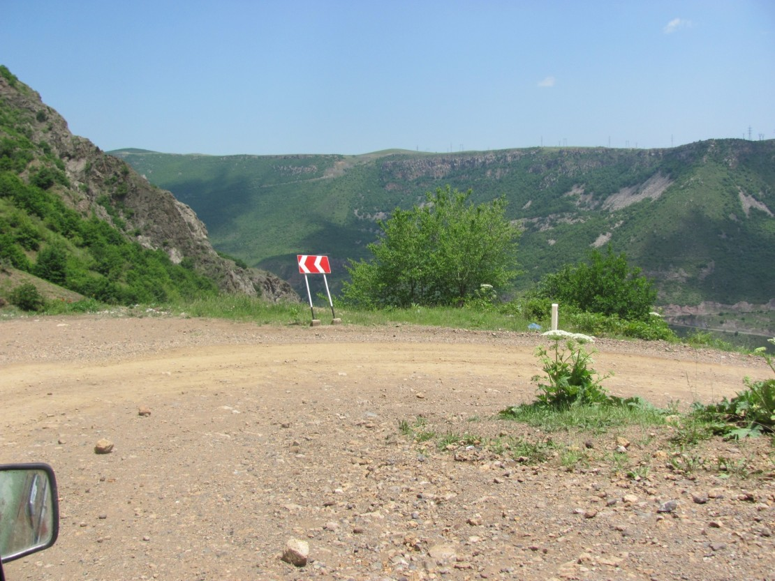 Автостопом по Армении за 4 дня. Часть II.