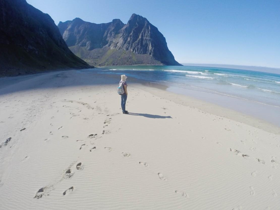 Лофотенские острова фото пляжей