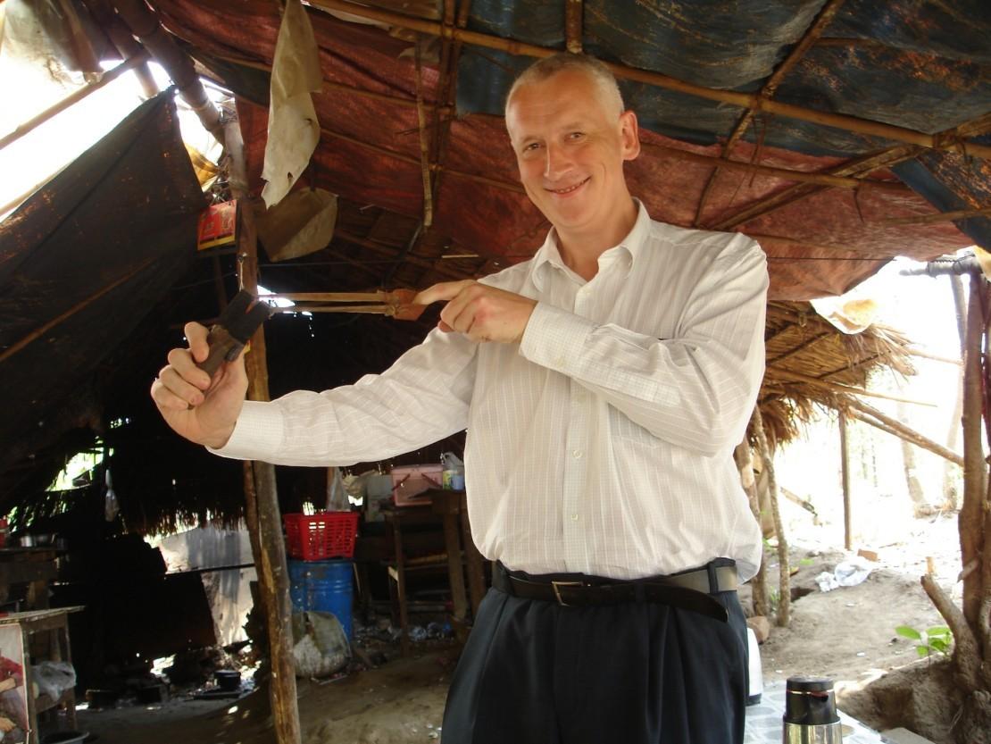Наш человек в Мьянме. 14.05