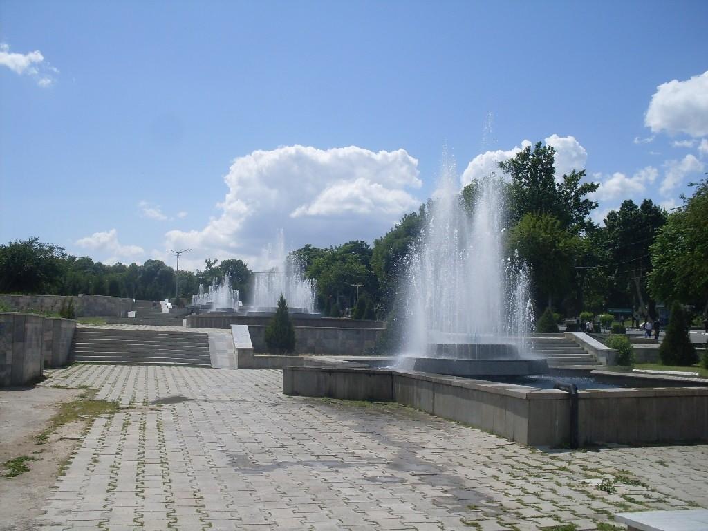 4 Азиатских столицы: Астана, Алматы, Ташкент и Самарканд