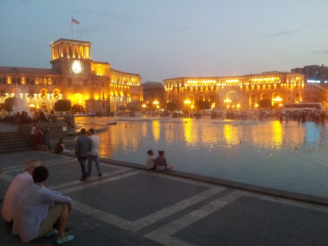 Ольга Седых: Армения — увидеть и полюбить! 04.02