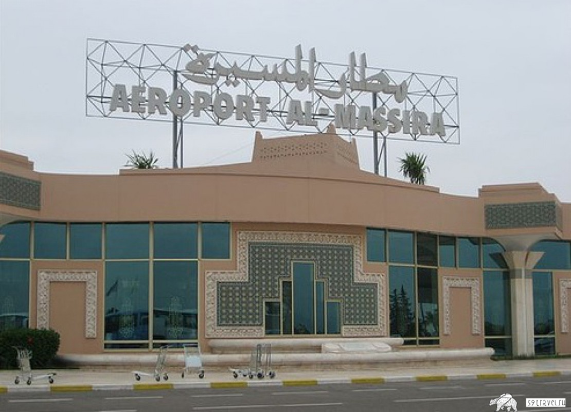 Аэропорт Агадир (Airport Agadir), Марокко