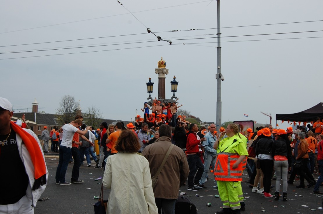 День Королевы. 30 апреля 2012