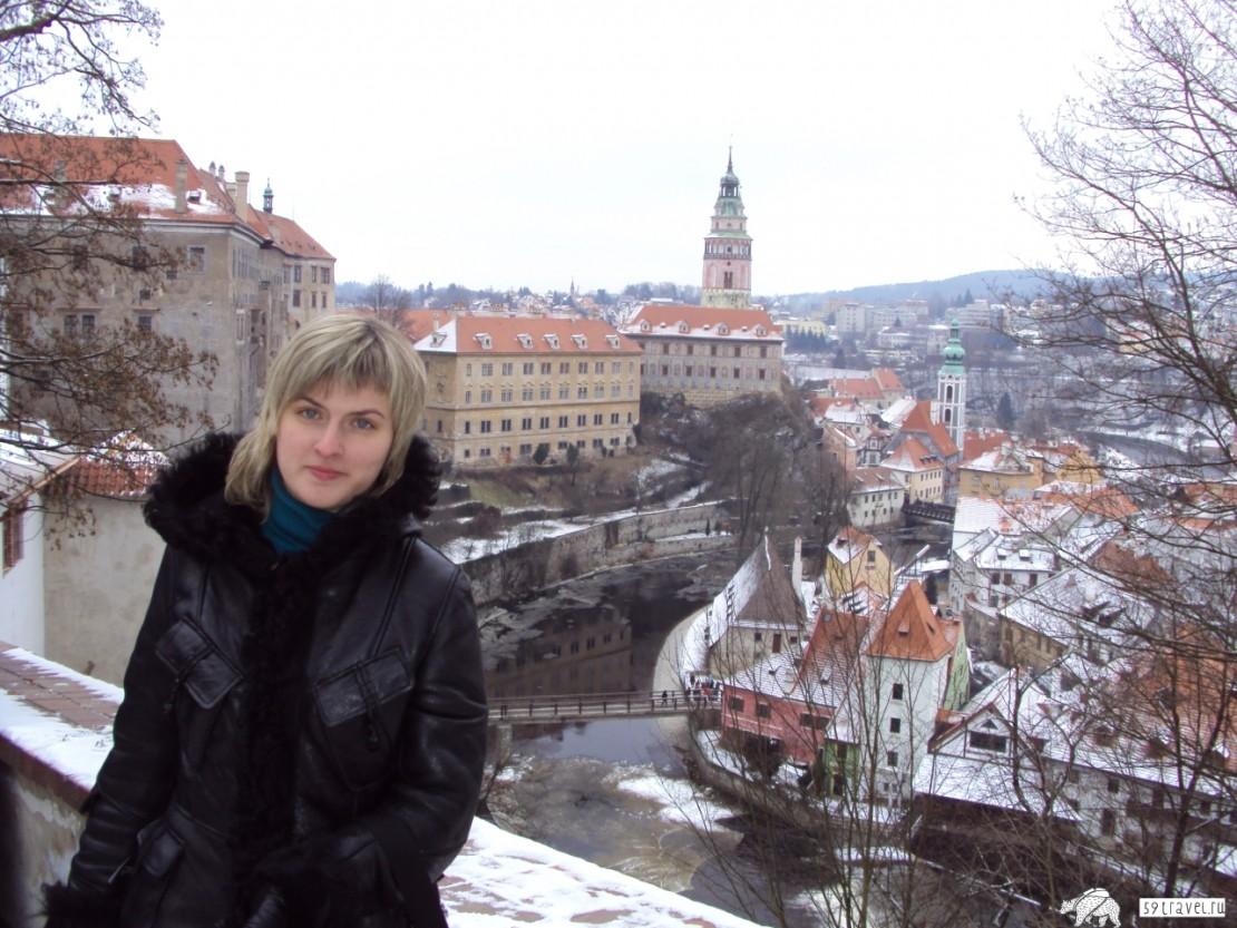 Встреча Нового Года в Праге