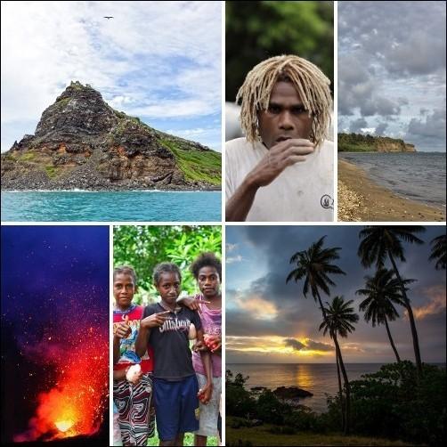 В поисках Океании: Фиджи, Тонга, Вануату