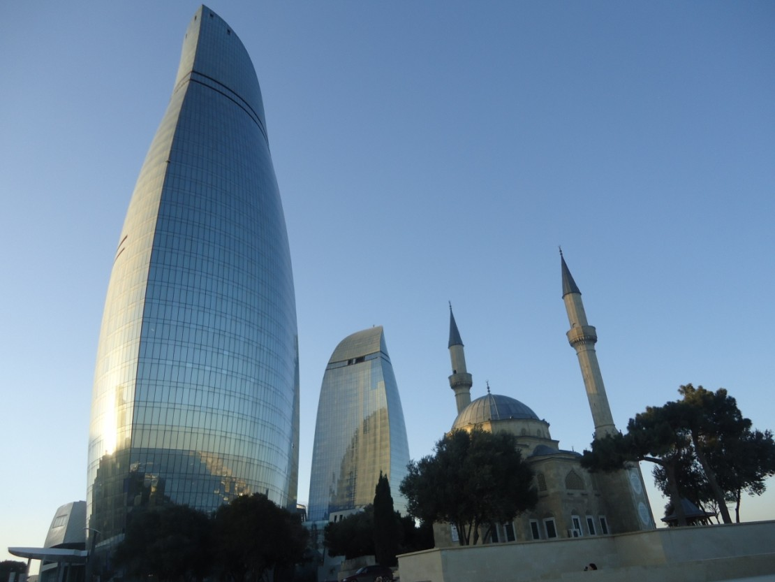 Путешествие в страну AZ или Бакинский уик-энд
