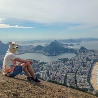 Самый лучший вид на Рио-де-Жанейро