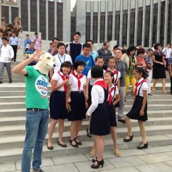 путешествие в самую закрытую страну в мире. Граница с Южной Кореей и пионеры