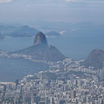 Сахарная Голова в Рио-де-Жанейро