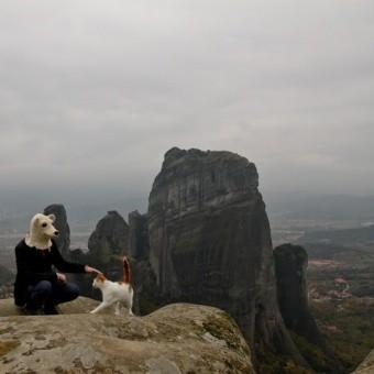 Метеоры и Салоники в Греции