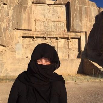 Маша Шихова. Заметки беспокойной путешественницы