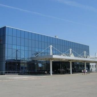Аэропорт Новосибирск - Толмачёво (Airport Novosibirsk), Россия
