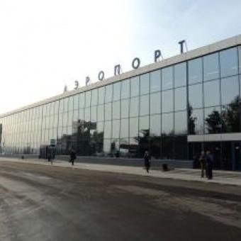 Аэропорт Омск - Центральный (Airport Omsk), Россия