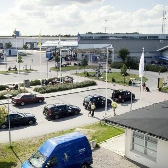 Швеция: Стокгольм-Скавста, Стуруп и Гётеборг-Сити