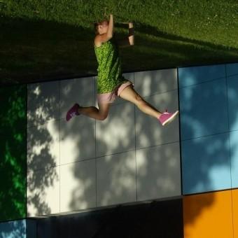 Чтобы добраться до мечты, нужно не бояться высоты