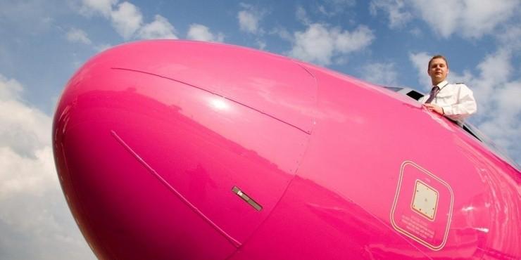 1600 рублей из Москвы в Будапешт с авиакомпанией WizzAir