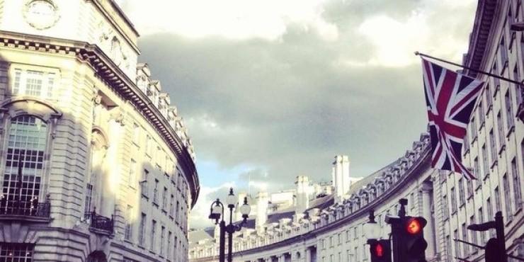 Другой Лондон или 5 небанальных маршрутов (часть 1).