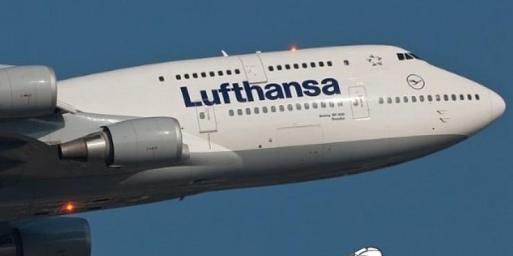 Lufthansa проводит распродажу авибаилетов в США