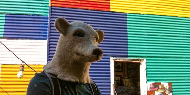 Разноцветный Буэнос-Айрес и посещение матча