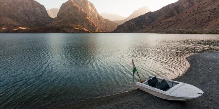 Таджикистан. Заключительная