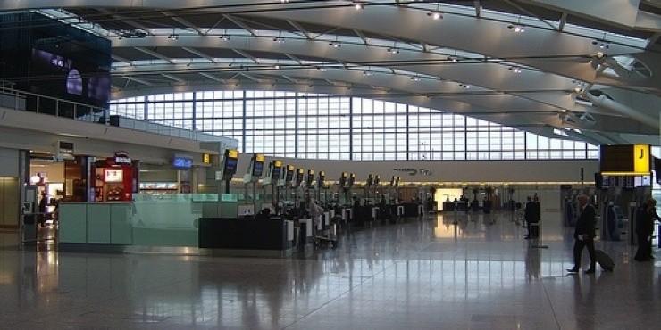 Худшим аэропортом мира назван лондонский Heathrow