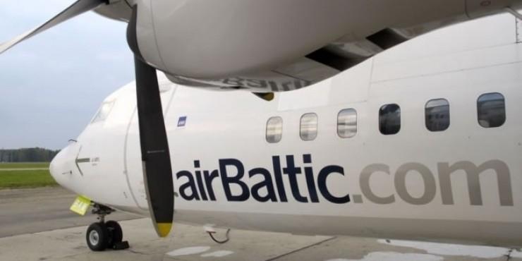 Ночная короткая распродажа от AirBaltic, Европа от 65 евро