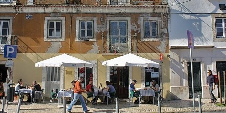 Лиссабон – город с великим прошлым