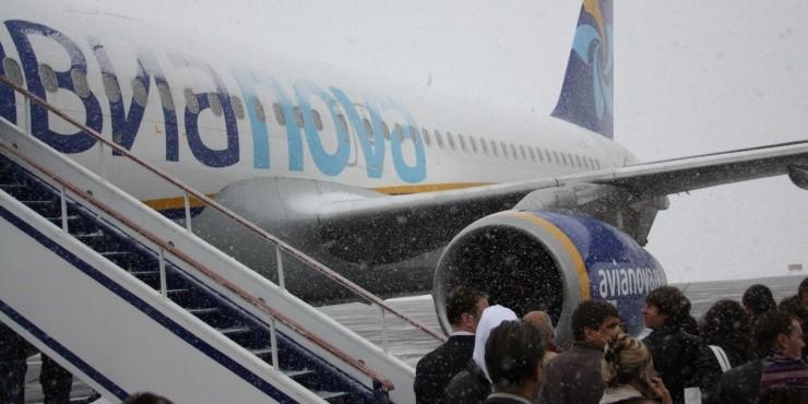 Скидка 50% на рейсы Авиановы в сентябре и октябре