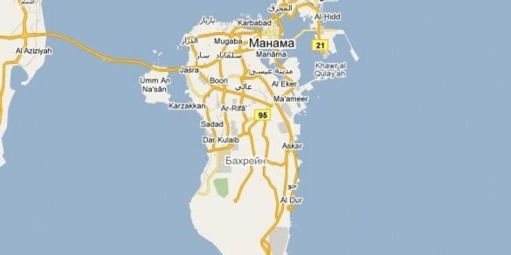 Матрица знает о нас всё! Пересечение границы в Бахрейне